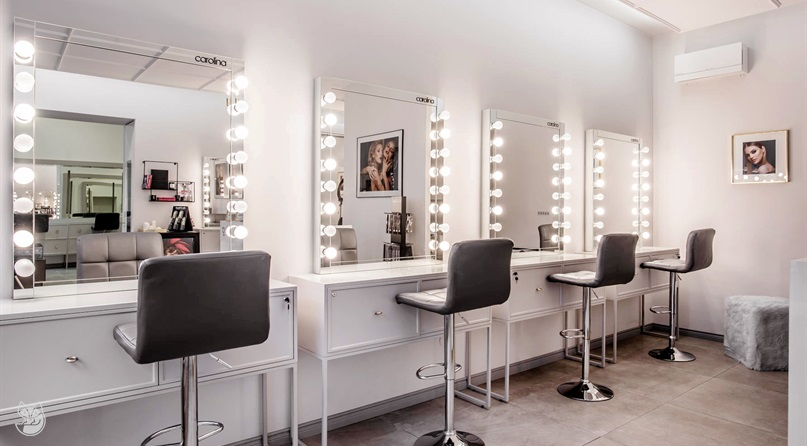 Carolina make-up studio Kaunas