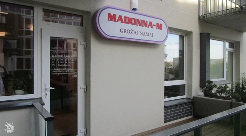 Grožio namai MADONNA-M