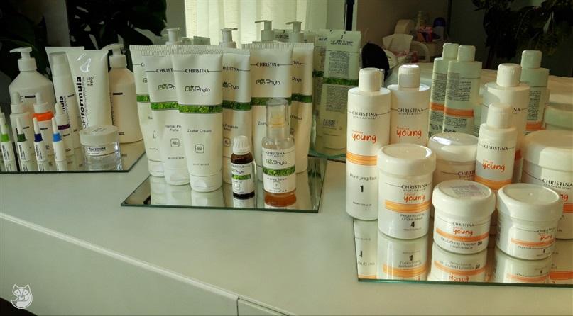 Grožio terapeutė-kosmetologė Ramunė