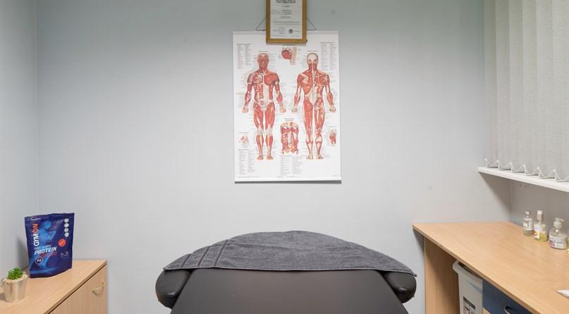 Gedimino masažų kabinetas
