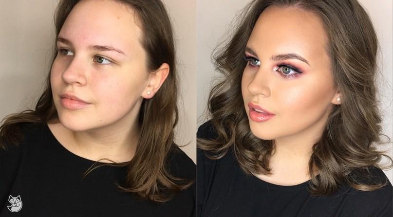 Gineta Makeup
